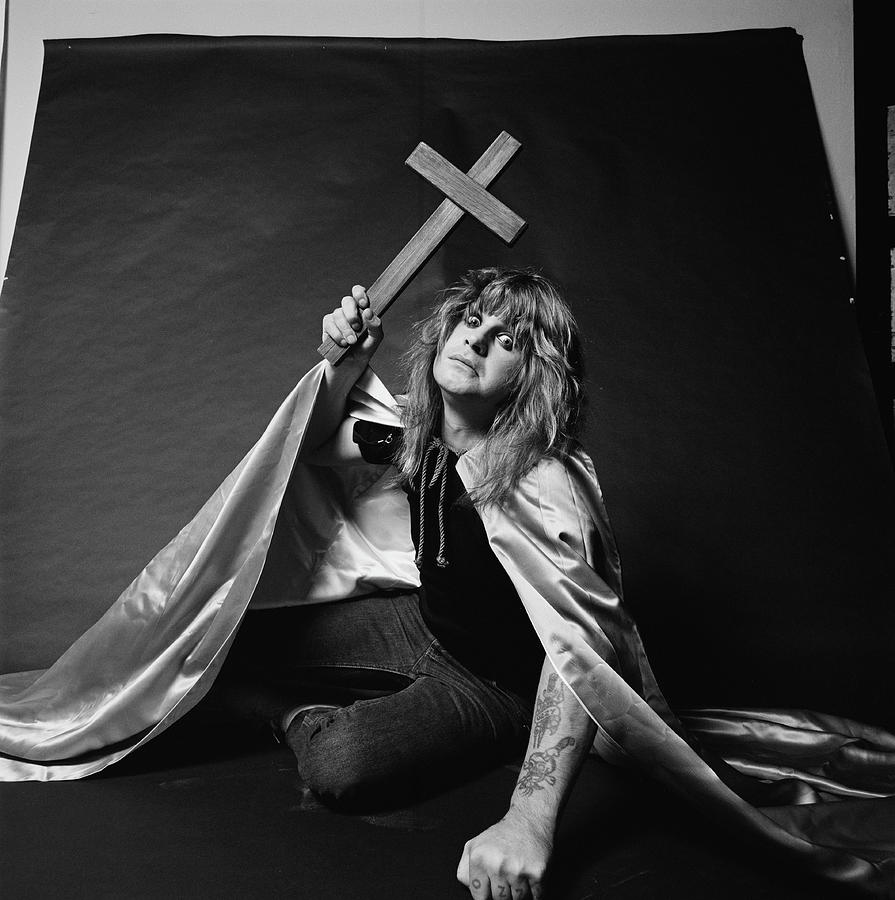 Blizzard Of Ozz Photograph by Fin Costello