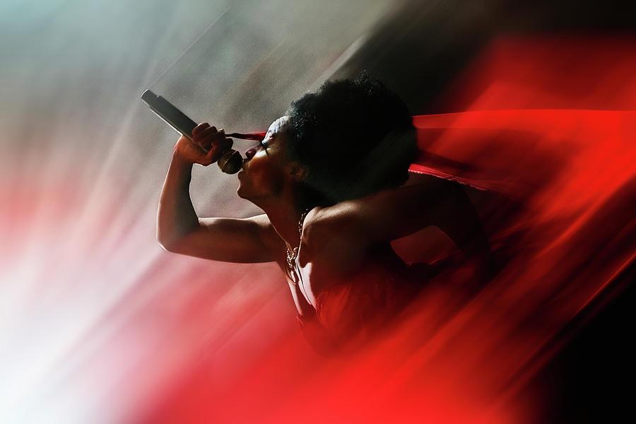 Morcheeba Photograph - Blood Like Lemonade by Paulo Abrantes