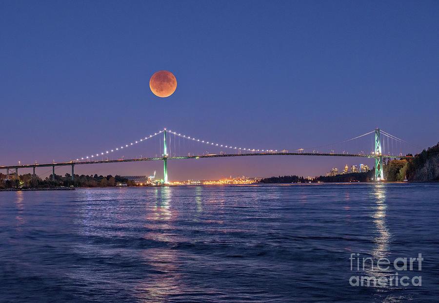 Blood Moon  by Mauro Celotti