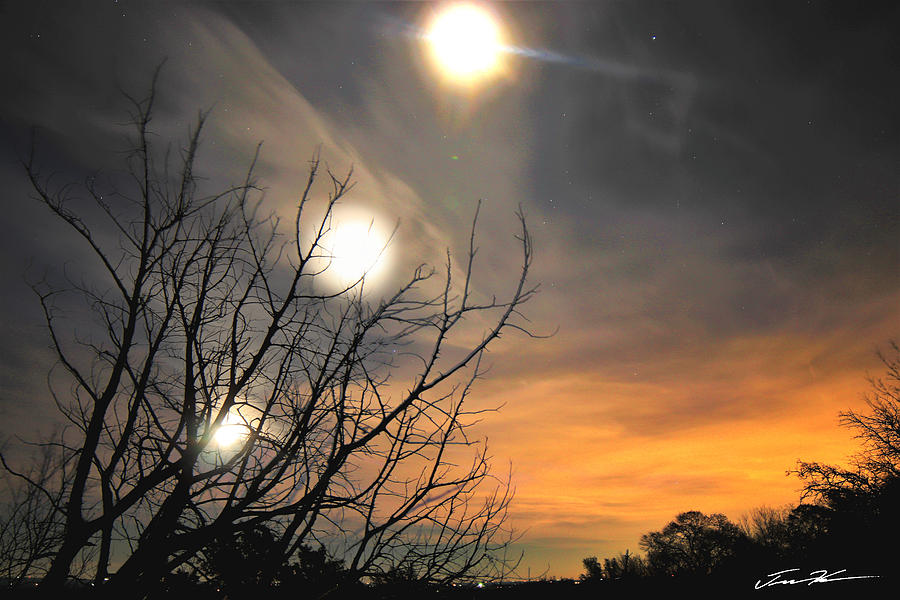 BLood Moon Rising by Tim Kuret