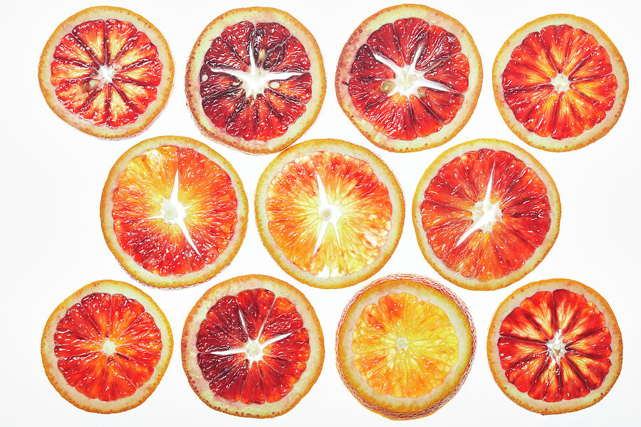 Blood Oranges #5 by Cuisine at Home