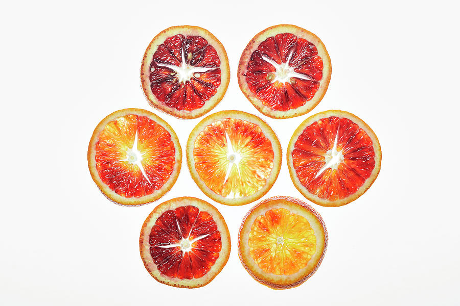 Blood Oranges  by Cuisine at Home
