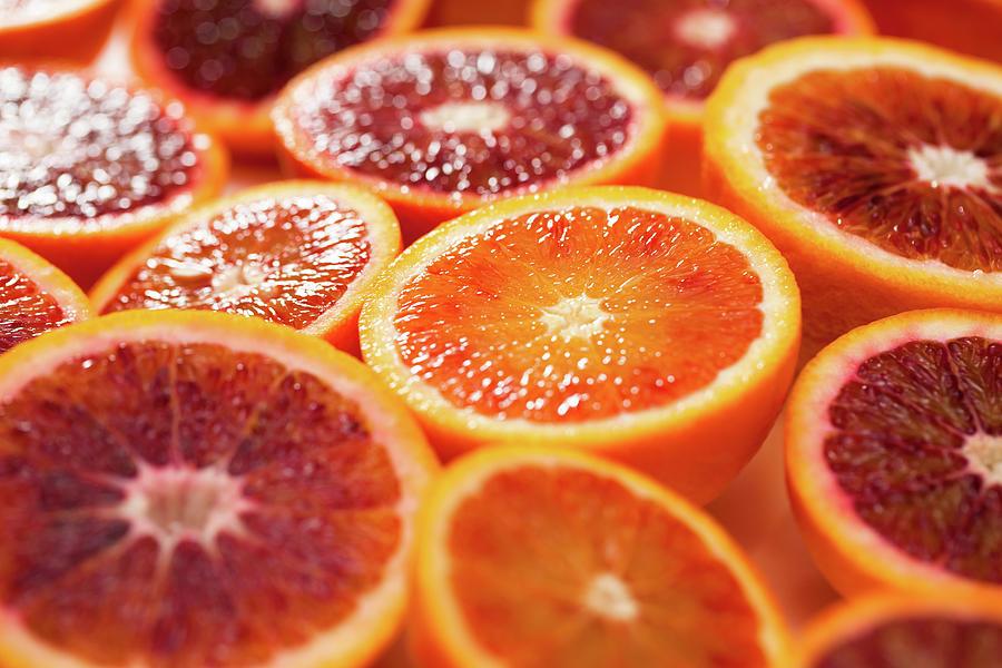 Blood Oranges Photograph by Dimitris66