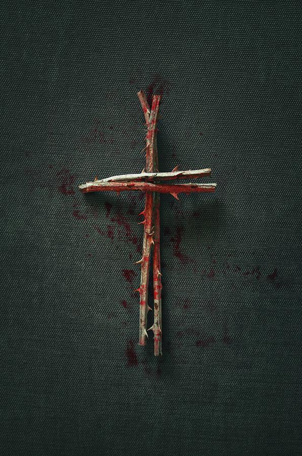 Bloody Bramble Cross by Carlos Caetano