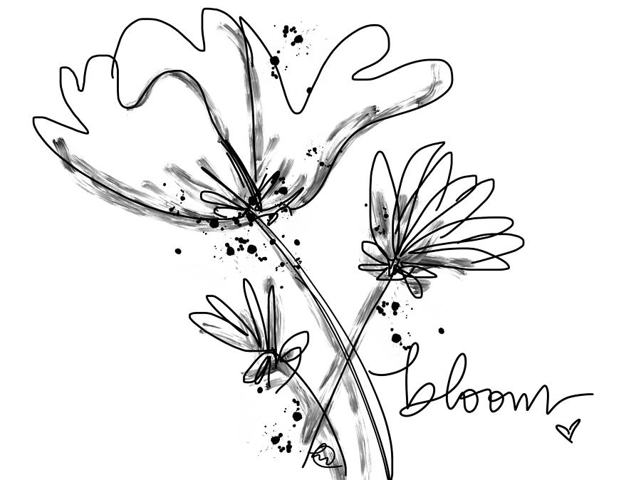 Bloom  by Monica Martin