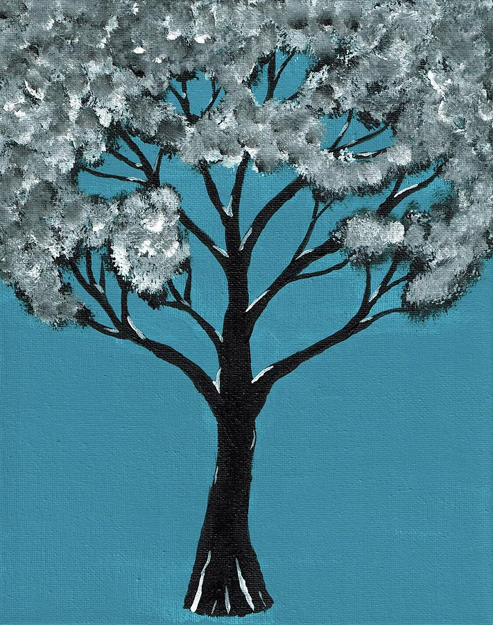 Blooming Tree by Sarah Warman