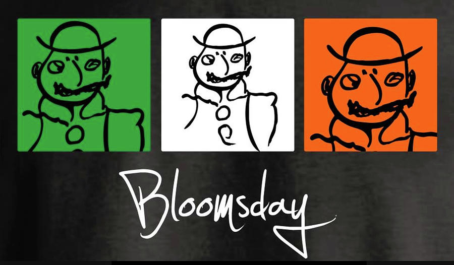 Bloomsday by Roger Cummiskey