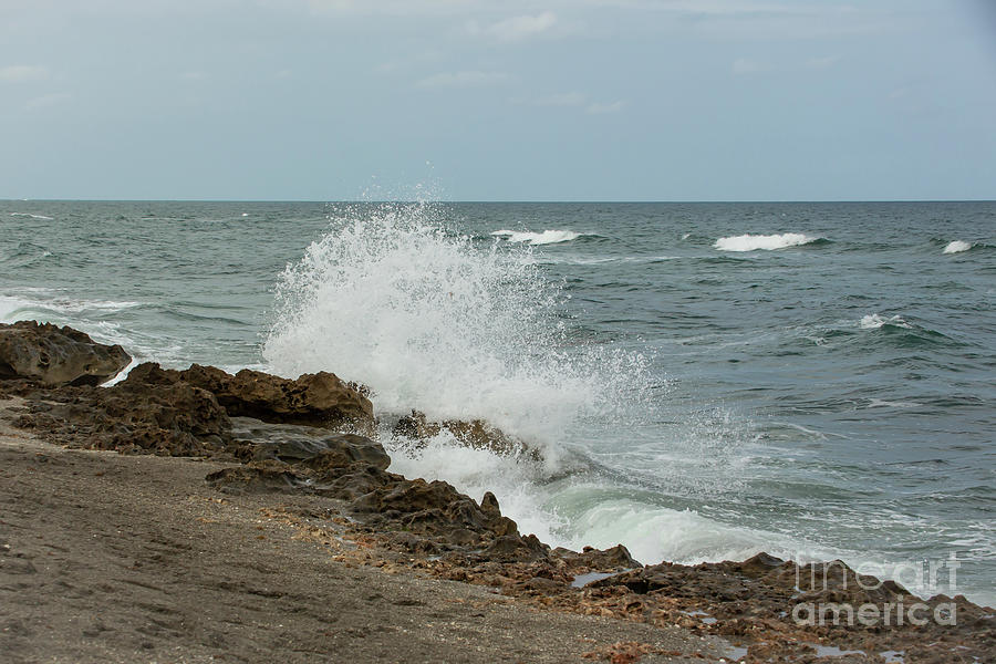Blowing Rocks by Sabrina L Ryan