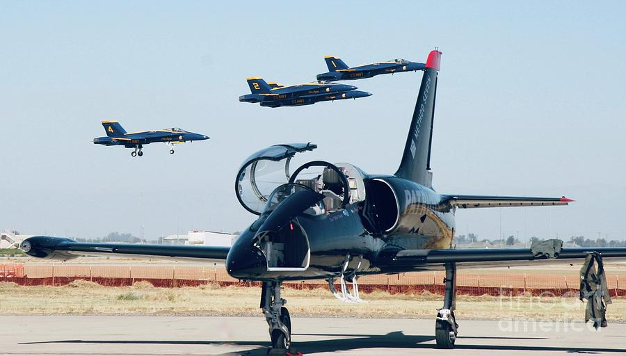 #31 Blue Angels Takeoff Photograph