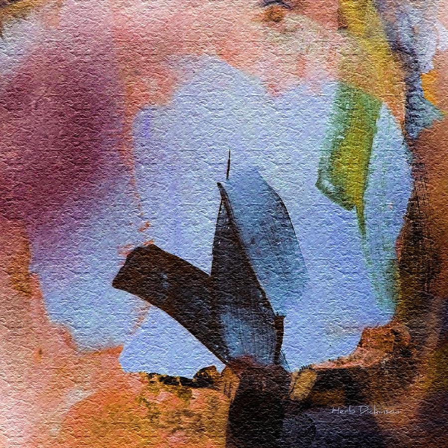 BLUE BIRD by Herb Dickinson