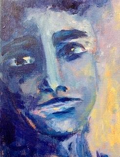 Blue Boy by Mary Jane Mulholland