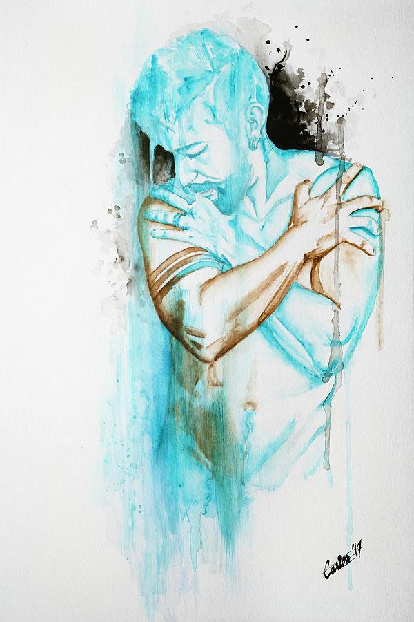 BLUE by Carlos Flores