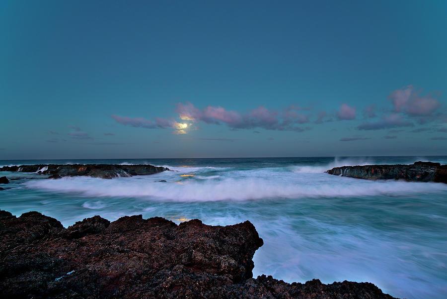 Blue Cove by Sean Davey