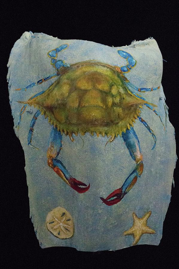 Blue Crab and Friends by Nancy Lauby