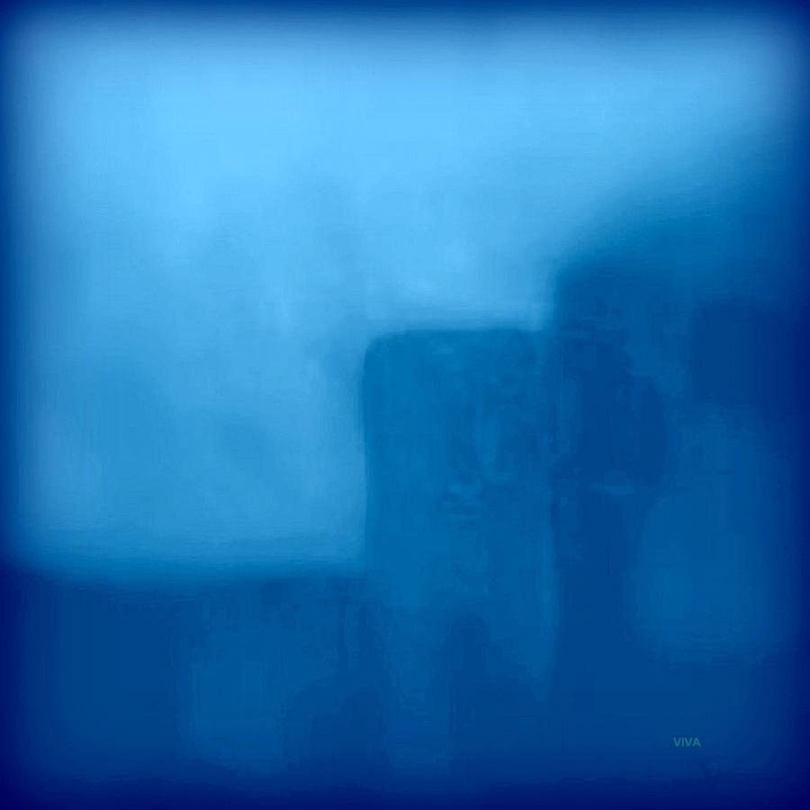 Blue Day - The Sound Of Silence  by VIVA Anderson