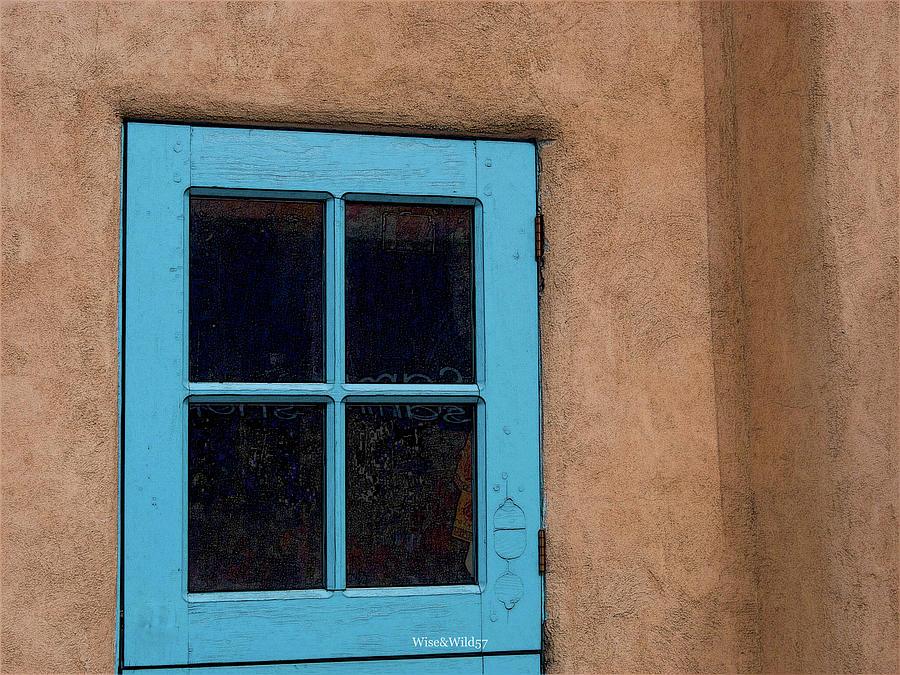 Blue Door by WiseWild57