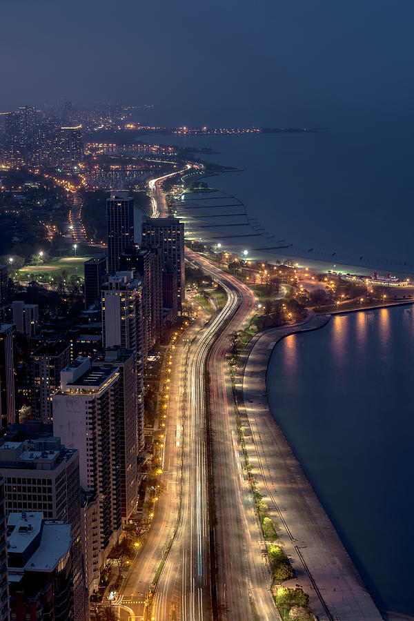 Blue Hour Photograph by Jnhphoto
