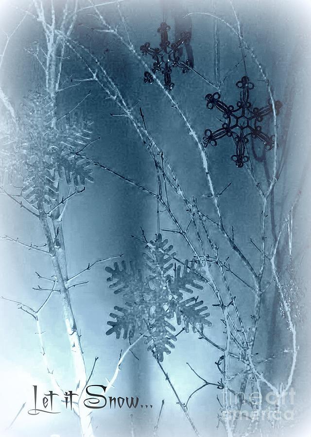 blue ice by Jodie Marie Anne Richardson Traugott          aka jm-ART