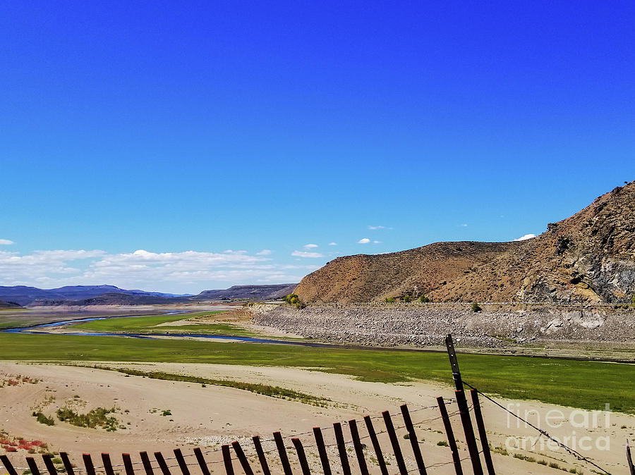 Blue Mesa Reservoir  by Elizabeth M