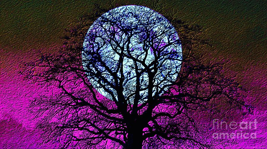 Blue Moon  by Breena Briggeman