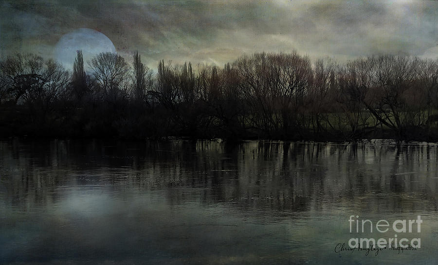 Blue Moon River by Chris Armytage