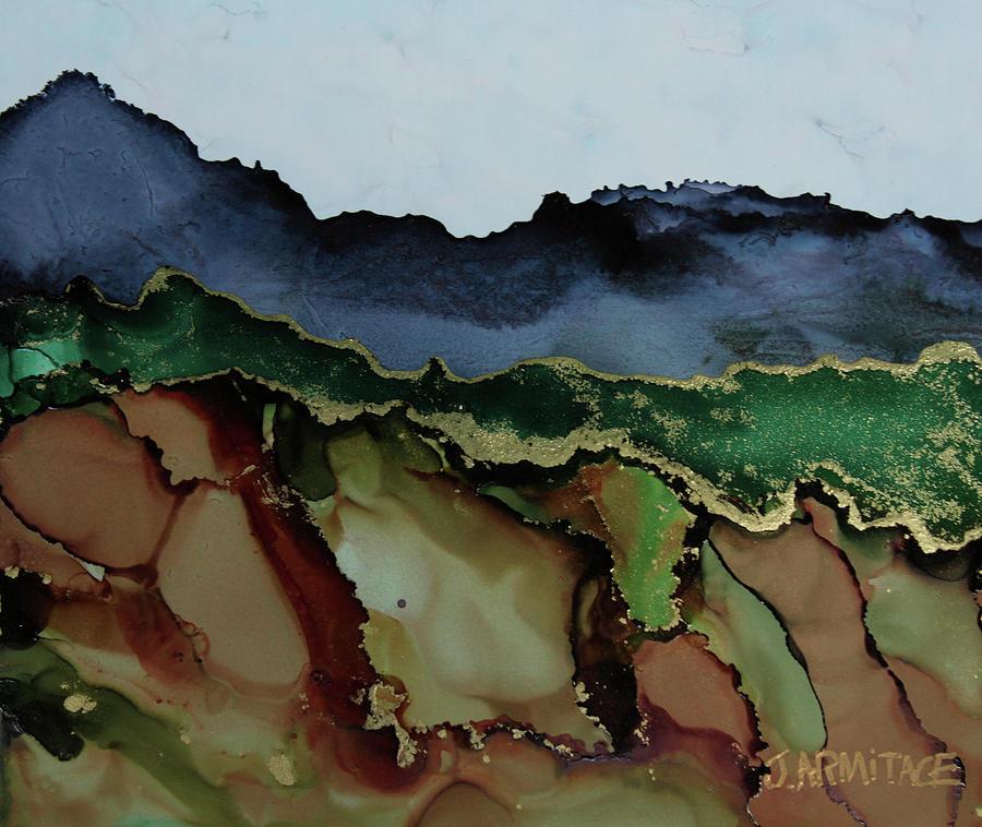 Blue Mountains I by Jenny Armitage