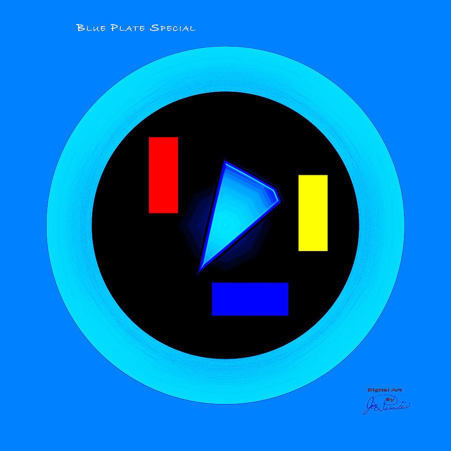 Blue Plate Special by Joe Paradis