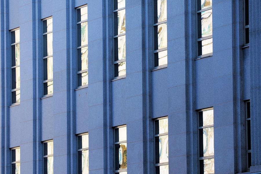 Blue Reflection by Jeri Love