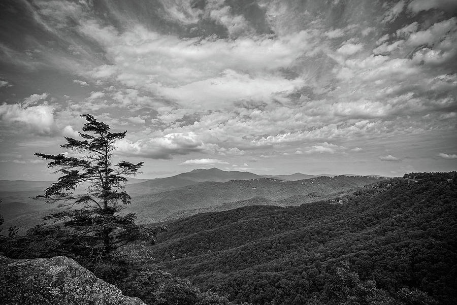 Blue Ridge Morning by Dave Hilbert