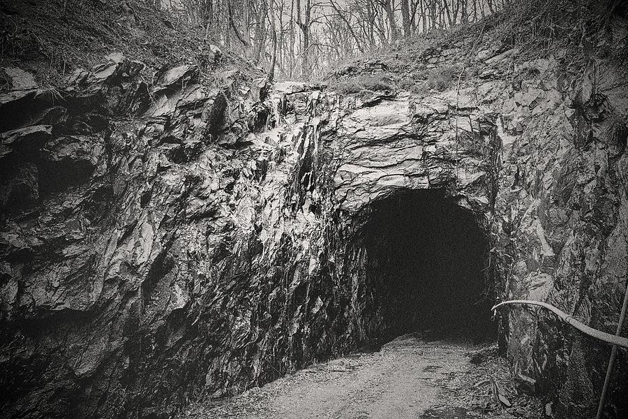 Blue Ridge Tunnel by Travis Rogers