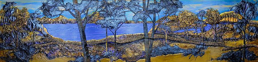 Blue Sky #5 by Carla Carlson