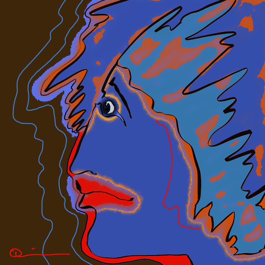 Blue Streak by Jeff Quiros