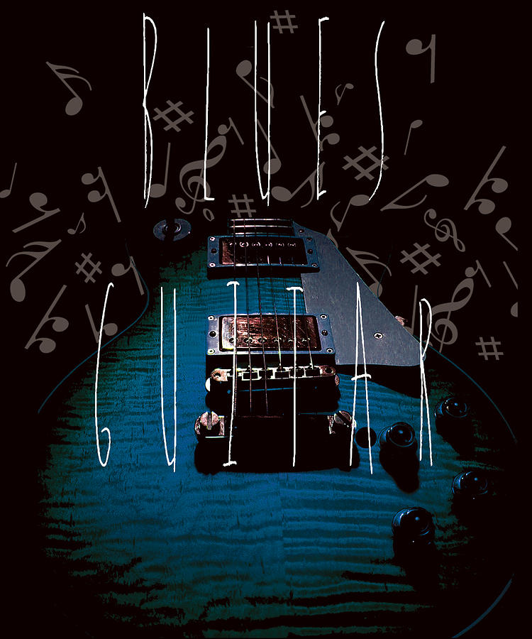 Blues Guitar Music Notes by Guitar Wacky