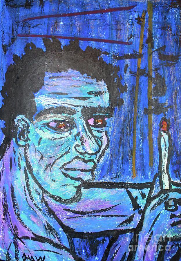 Blues by Odalo Wasikhongo