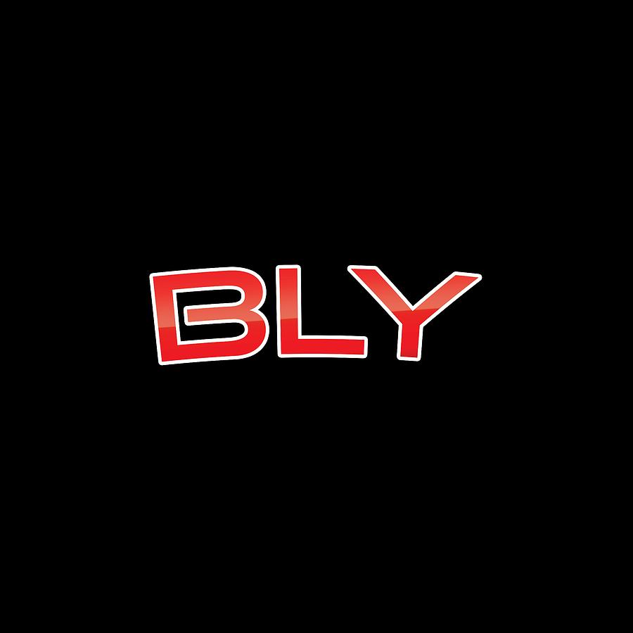 Bly Digital Art - Bly by TintoDesigns