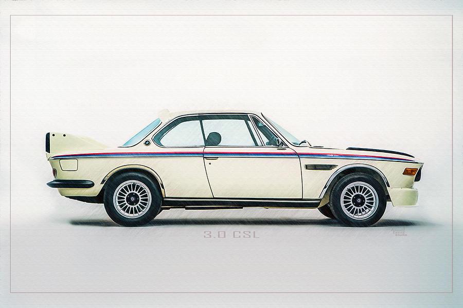 BMW 3.0 Csl >> Bmw 3 0 Csl