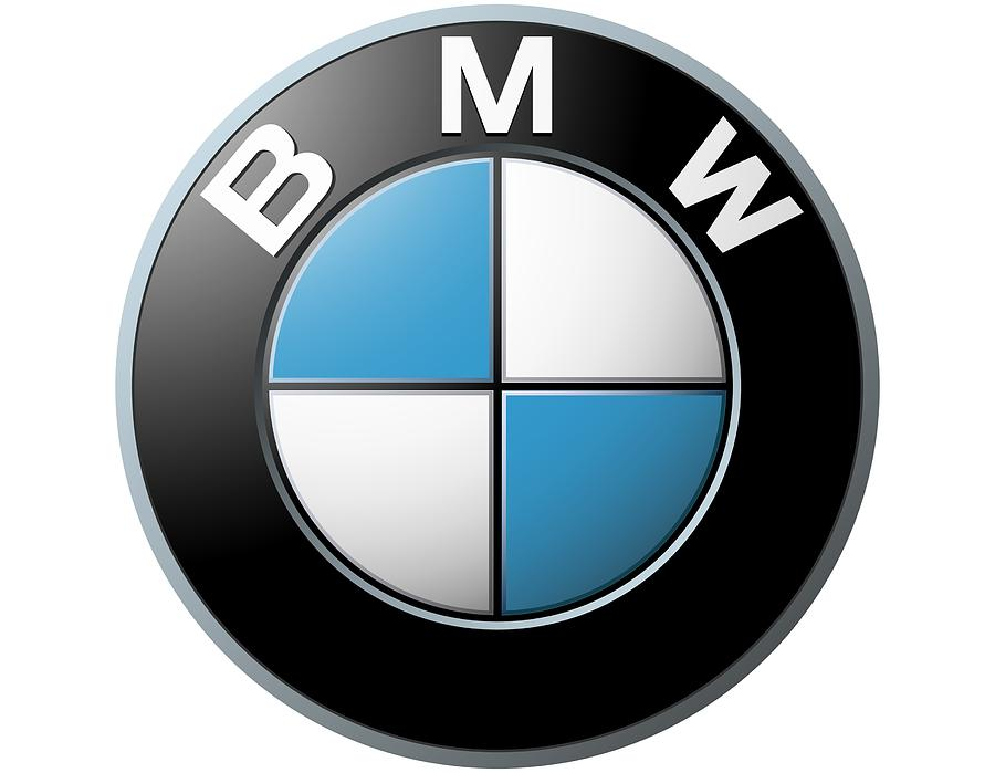 Bmw Photograph - Bmw Emblem by Ericamaxine Price