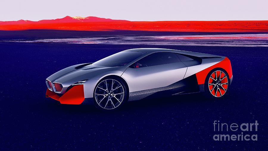 BMW Vision M NEXT by EliteBrands Co