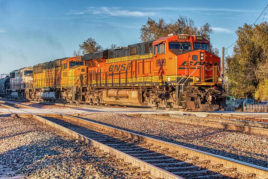 BNSF8099 by Jim Thompson