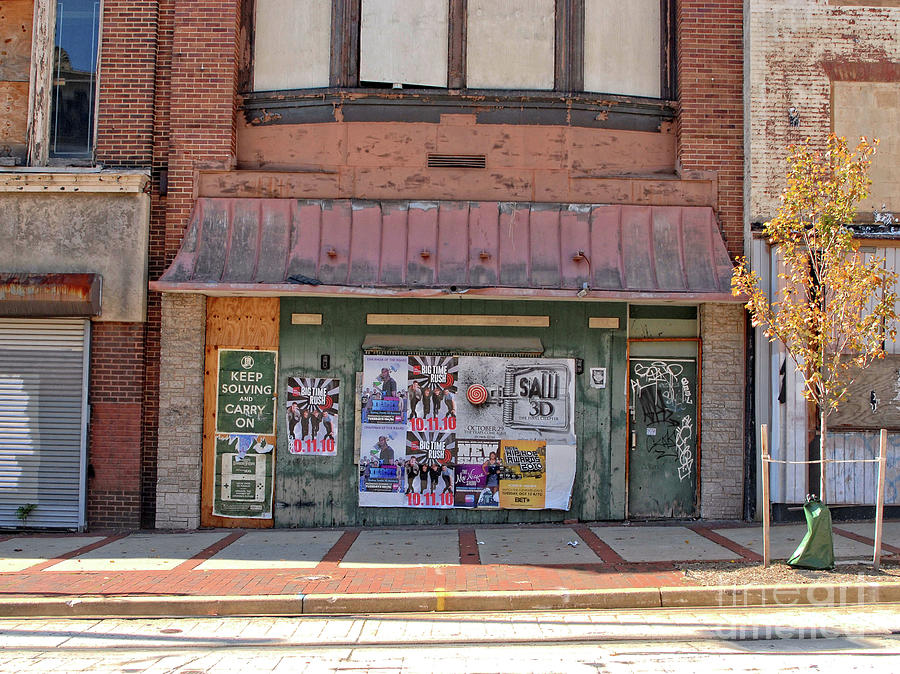 412 N. Howard Street by Walter Neal