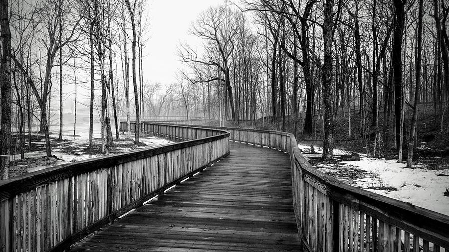 Boardwalk  by Ricky L Jones