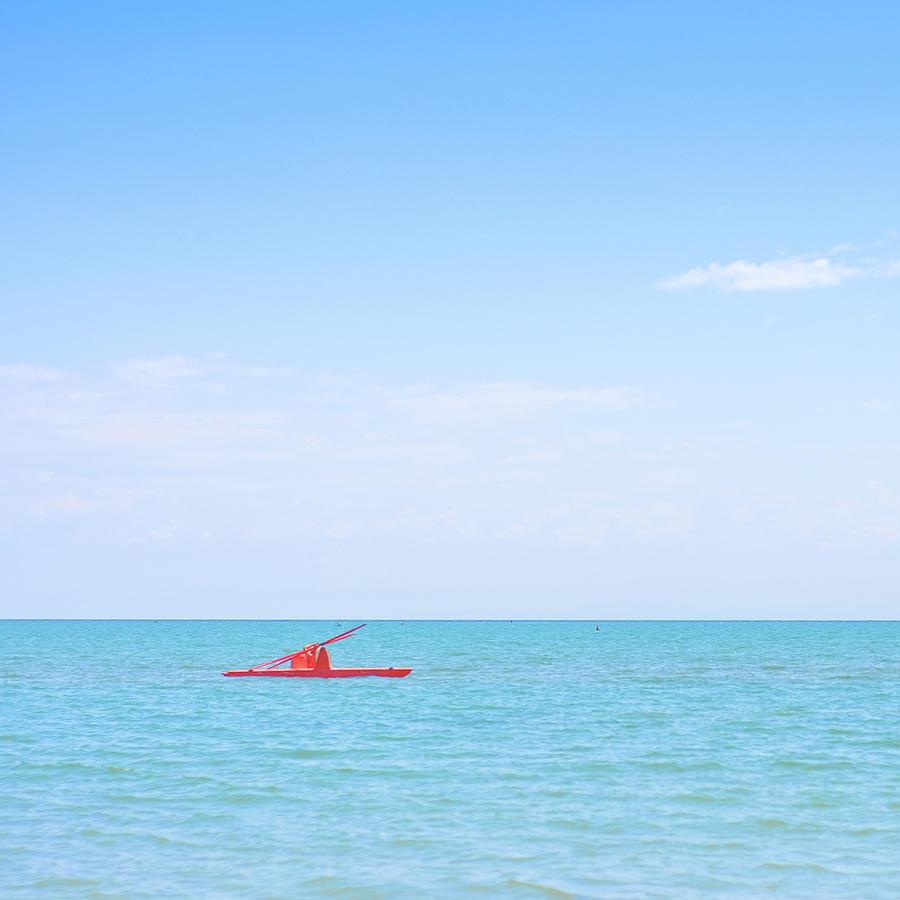 Boat Photograph by Michael Kohaupt