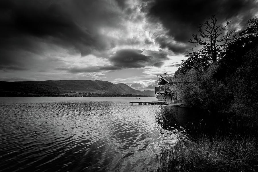 Boathouse  by Chris Smith