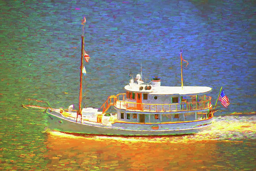 Boating Days by Alice Gipson