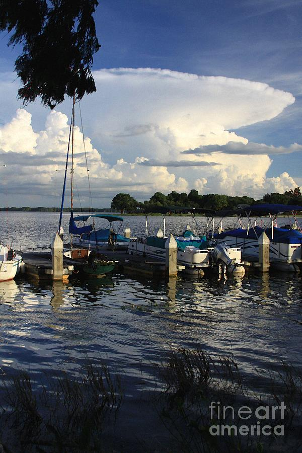 Boats, Blue Waters , Bright Sky's by Philip and Robbie Bracco