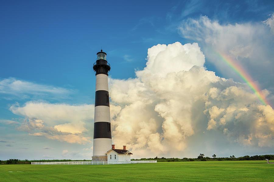 Bodie Island Lighthouse  by Emmanuel Panagiotakis