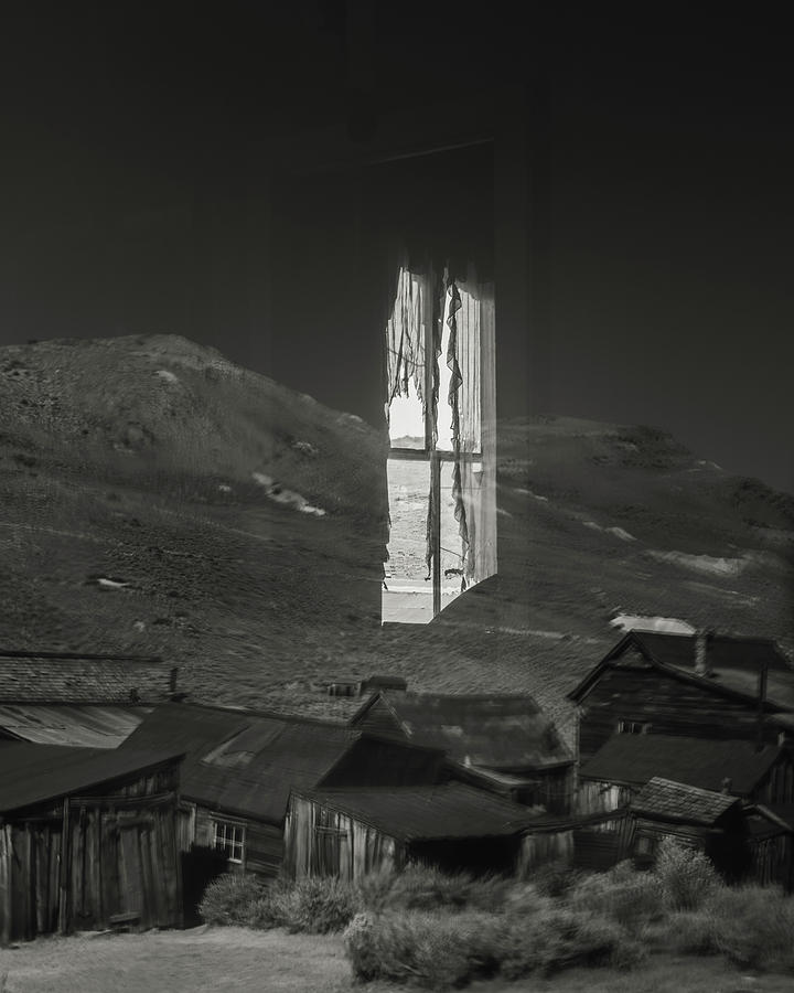 Bodie Photograph - Bodie Reflections by Joseph Smith