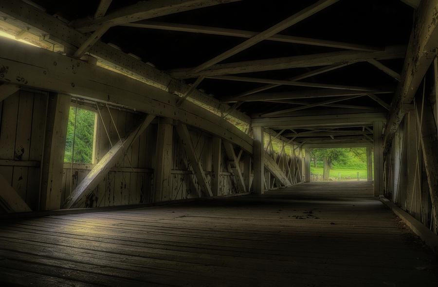 Bogert's Bridge - Inside - Enhanced by Jason Fink