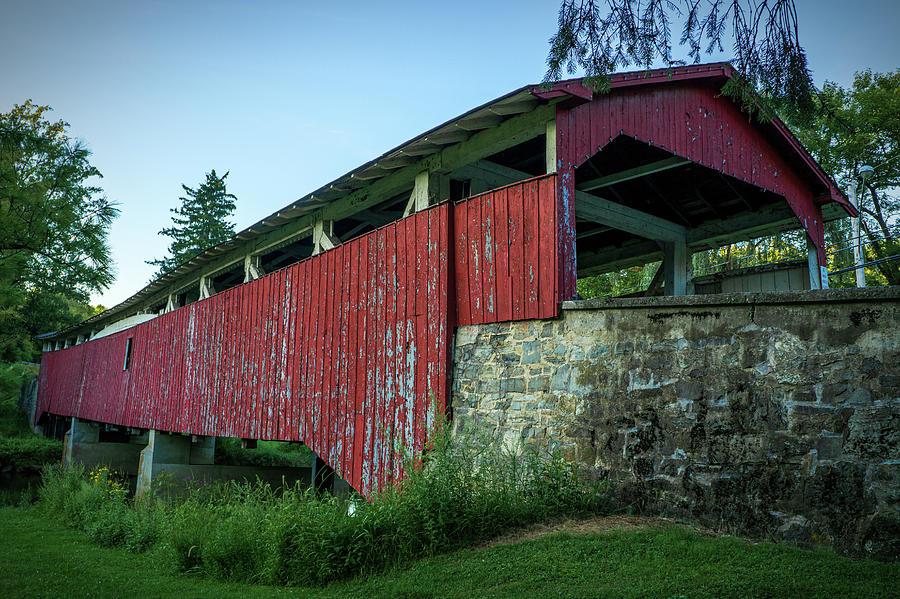 Bogert's Bridge - Long View by Jason Fink