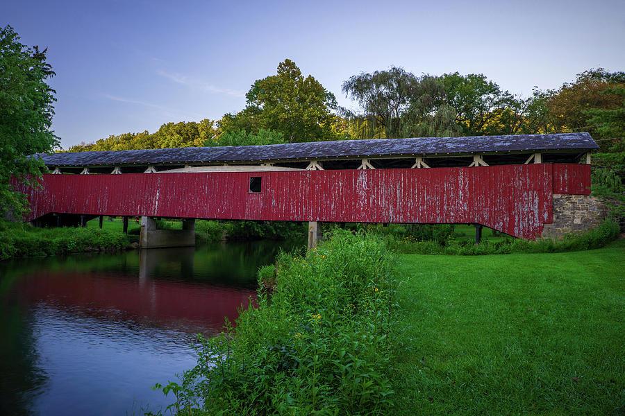 Bogert's Bridge - Wide Angle by Jason Fink
